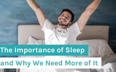 The Importance of Sleep: National Bed Month