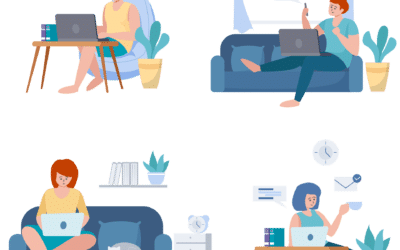 How to Promote the Wellbeing of Remote Employees?